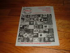 ROUND FLAT RECORDS 2000 #47 Underground Music Catalog