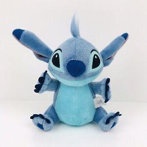 "Disney Store Lilo & Stitch 6"" Plush Mini Bean Bag Bottom Stuffed Alien Toy"