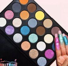 Jcat Hollywood 24 Color Eyeshadow Palette Shimmer Matte