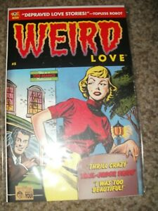 WEIRD LOVE 5 - DEPRAVED LOVE STORIES - HIGH GRADE NM+