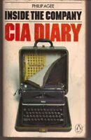 Inside the Company: CIA Diary by Agee, Philip Paperback Book The Fast Free