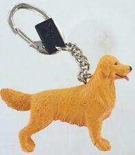 American Kennel Club AKC GOLDEN RETRIEVER Dog Keychain Keyring Hunting New Mini