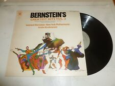 BERNSTEIN'S - Greatest Hits - Vol 2 - 1973 UK vinyl LP