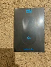 Logitech G PRO Wireless Optical Gaming Mouse w/ RGB Lighting BRAND NEW IN BOX