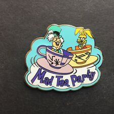 Mad Tea Party - Alice in Wonderland RARE - Disney Pin 3314