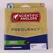 Scientific Anglers Frequency Trout Fly Line WF4F Free Fast Shipping 117173