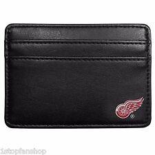 Detroit Red Wings Weekend Wallet NHL Licensed