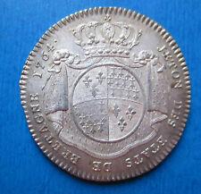 Louis XV - Etats de Bretagne - 1764 - par R.FIL - Argent