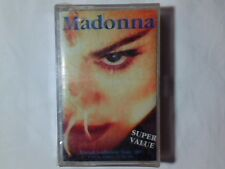 MADONNA Blond ambition tour 90 - Live in Tokyo 21 / 04 / 90 mc cassette k7 ITALY