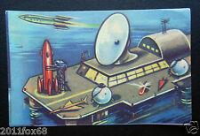 il mondo del futuro 185 picture cards figurine lampo 1959 figurines lampo cromos