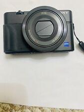 Sony RX100 20.2 MP Premium Compact Digital Camera