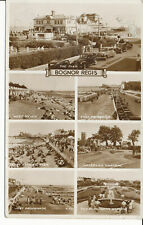PC28737 Bognor Regis. Multi view. Valentine. No K.701. RP. 1956