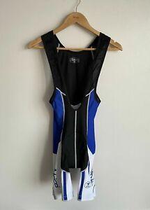SUGOI RS Pro Bib Short Premium Padded Men's M made in Canada Bico fit for future