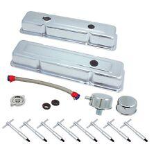 Spectre Chrome Engine Kit Fits 58-88 GMC Oldsmobile Chevrolet Pontiac Buick