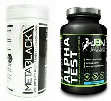 X1 MetaBlack- M3 - 60 Capsule - x1 Alpha Test- strong testosterone booster