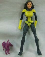 Marvel Legends X-Men Kitty Pryde Lockheed Walmart Exclusive Toy Biz RARE