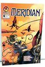 Meridian #4 Barbara Kesel 2000 Comic Crossgen Comics F