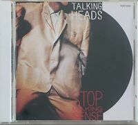 Talking Heads - Stop Making Sense: Japan Import CD Like New Sent Tracked