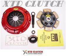 XTD STAGE 3 MIBA CLUTCH KIT 2003-2017 ACCORD 2009-2014 ACURA TSX 2.4L
