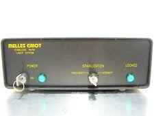 Melles Griot 05 Stp 901 Stabilized He Ne Laser System Controller Only No Head