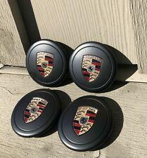 Porsche 911 930 944 Fuchs Wheel Center Caps- 80mm (Set of 4)
