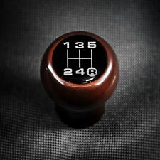 Audi Wood 5 Speed Gear Knob A6 S6 C4 B2 80 90 C3 100 200 V8 4000 5000S 5+5 A4 A8