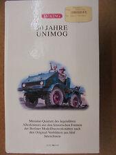 Wiking Sonderpackung 50 Jahre Unimog 9902458