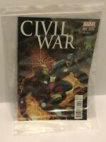 Civil War Secret War #1 - Gamestop Exclusive Variant Cover