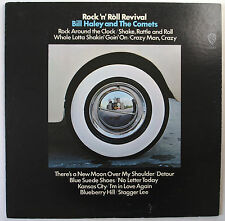 BILL HALEY & THE COMETS / R 'N' R REVIVAL / WARNER US WHITE LABEL PROMO / STEREO