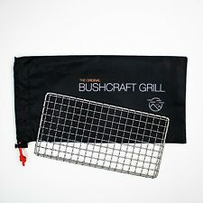 Bushcraft Grill Welded High Strength Stainless Steel Mesh Campfire Rated