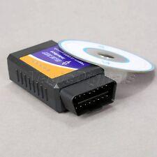 Car ELM327 V2.1 Bluetooth Diagnostic Scanner for Honda Nissan Toyota Mazda KIA