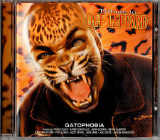 VVAA gatophobia - tribute to DEF LEPPARD CD L.A.Guns Warrant Motley Crue Union