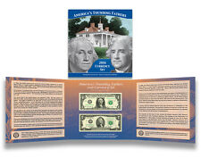 2016 Americas Founding Fathers Set Currency Set GREAT LOW NUMBER 20160040  $1 $2