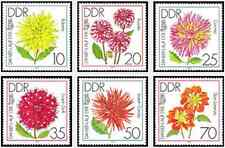 Timbres Flore Allemagne RDA 2100/5 ** lot 16518