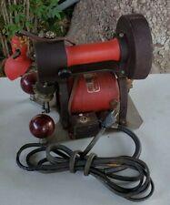 Vintage International Cutawl Model K-9AB Sign Maker Saw Works Nice Dumore