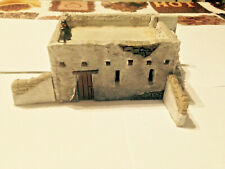 Warlord Games Bolt Action Mud brick house  ww2 building painted 28mm wargames