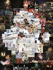 Father Christmas Collage 1000 Piece Jigsaw Puzzle