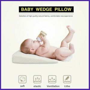 Baby Wedge Pillow - Anti Reflux and Colic Congestion Universal Pram Head Cushion