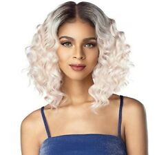 SENSATIONNEL CLOUD9 SYNTHETIC SWISS LACE FRONT WIG - KAMILE
