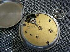 Antique Vintage Pocket watch for parts or repair  Swiss made