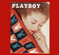 Playboy | May 1956 | Marion Scott | Very Fine | Erskine Caldwell | Russ Meyer