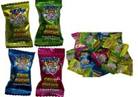 TNT Sour Chews x 100 Bulk Lollies Candy Buffet Party Favors Halloween Sweets