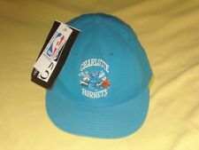 New-NBA Charlotte Hornets Blue Baseball style CAP/Hat~Stretch Fit~NWT-Never Worn