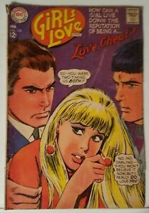 GIRLS' LOVE # 133 - DC COMICS - FEBRUARY 1968