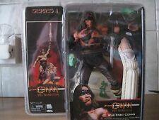 Neca series 1 Conan the Barbarian War Paint Conan Temple of Thulsa Doom New MOC