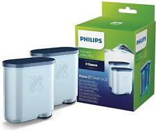 2 FiltrI Anticalcare CA6903/10 philips acquaclean macchina caffè saeco philips
