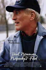 NOBODY'S FOOL Movie POSTER 11x17 Paul Newman Jessica Tandy Bruce Willis Melanie