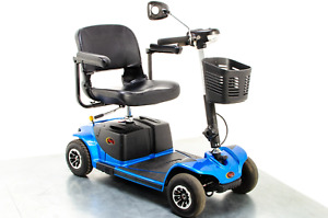 2015 Pride Apex Sprint Used Mobility Scooter 4mph Midsize Pavement Transportable