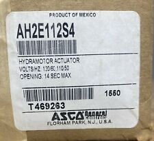 New listing ASCO AH2E112S4 Motorized Valve Actuator