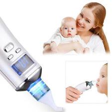 Automatique électrique Aspirateur Nasal Outil de Nettoyage Nez pour Bébé FR